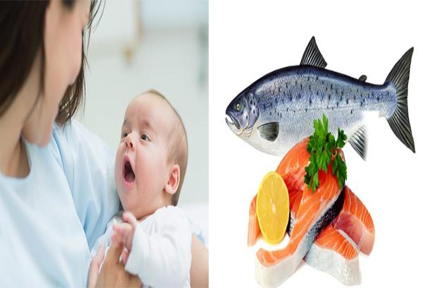 Bà đẻ ăn cá hồi được không, những lưu ý quan trọng khi ăn cá hồi phải nắm - Ảnh 1