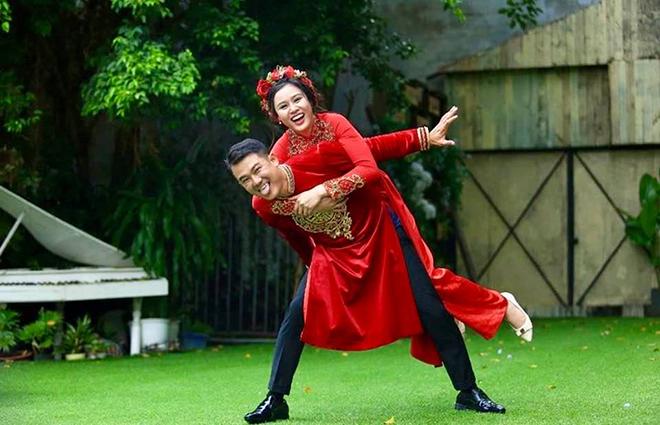 Chân dung vợ hai kém 10 tuổi của thành viên nhóm nhạc 1088 - Vân Quang Long - Ảnh 3