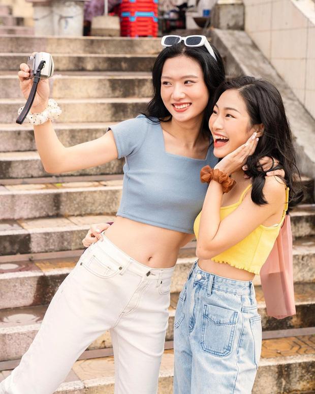 Lột xác từ style Nhật 'thắm thơm' sang style Hàn cá tính, Sakura (IZ*ONE) khiến netizen phải trầm trồ không ngớt - Ảnh 17