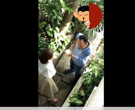Xôn xao clip vợ chồng Thu Trang cãi nhau dữ dội, Tiến Luật chỉ thẳng mặt vợ - Ảnh 1