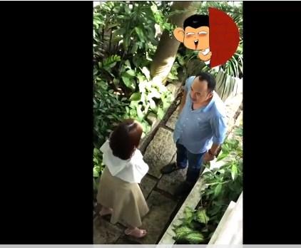 Xôn xao clip vợ chồng Thu Trang cãi nhau dữ dội, Tiến Luật chỉ thẳng mặt vợ - Ảnh 2
