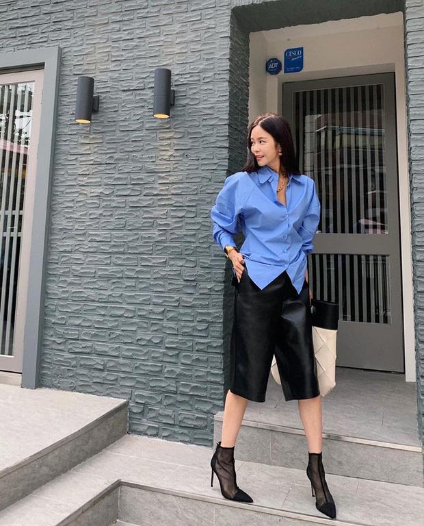 Hè qua thu tới, các quý cô Châu Á đã rục rịch diện blazer đẹp hết ý trong street style tuần này - Ảnh 13