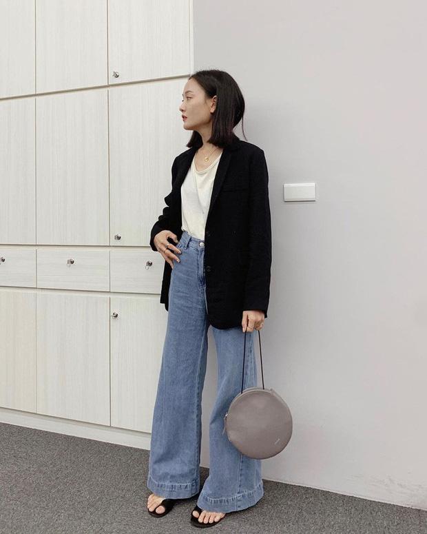 Hè qua thu tới, các quý cô Châu Á đã rục rịch diện blazer đẹp hết ý trong street style tuần này - Ảnh 3