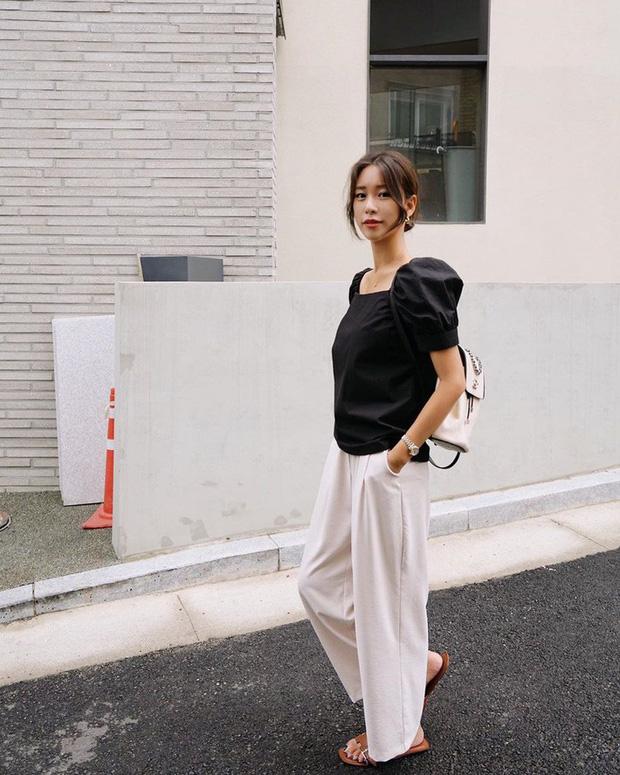 Hè qua thu tới, các quý cô Châu Á đã rục rịch diện blazer đẹp hết ý trong street style tuần này - Ảnh 9