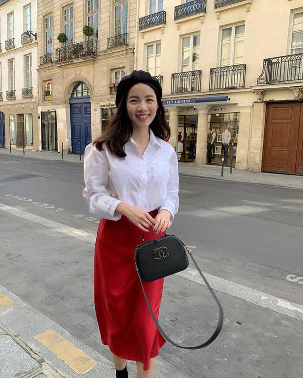 Hè qua thu tới, các quý cô Châu Á đã rục rịch diện blazer đẹp hết ý trong street style tuần này - Ảnh 10