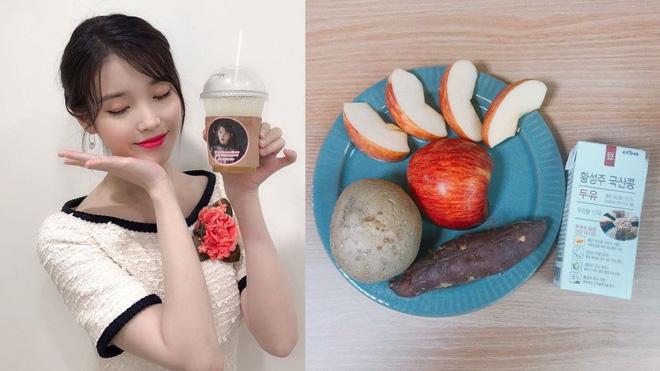 """Học theo """"bà chủ Hotel Del Luna"""" IU, vlogger Hàn Quốc gây ấn tượng với chế độ ăn giảm 3kg sau 3 ngày - Ảnh 3"""