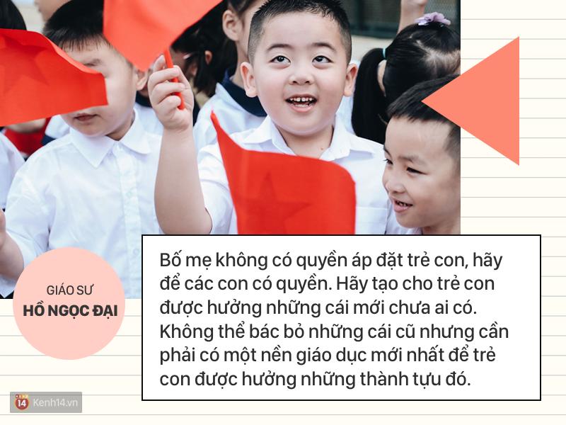 Clip những phát ngôn ấn tượng của GS Hồ Ngọc Đại: 'Làm giáo dục thì xin khẳng định không ai giỏi hơn tôi!' - Ảnh 5