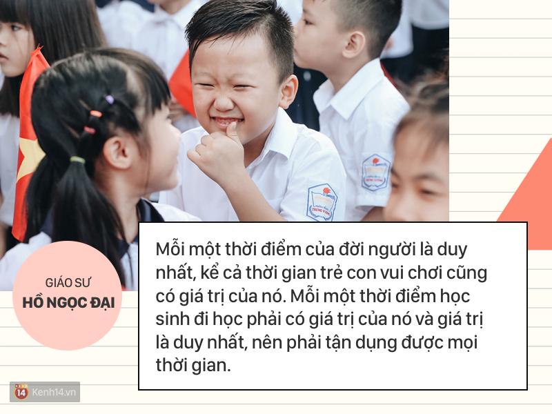 Clip những phát ngôn ấn tượng của GS Hồ Ngọc Đại: 'Làm giáo dục thì xin khẳng định không ai giỏi hơn tôi!' - Ảnh 7