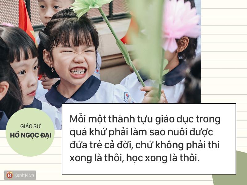 Clip những phát ngôn ấn tượng của GS Hồ Ngọc Đại: 'Làm giáo dục thì xin khẳng định không ai giỏi hơn tôi!' - Ảnh 8