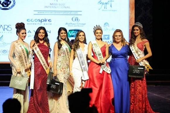 Ngôi vị Á hậu 'Miss Eco International' của Thư Dung bị tước cũng không gì to tát nếu bạn biết sự thật này - Ảnh 2