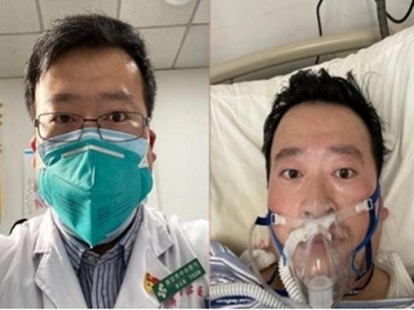Những ngày cuối trên giường bệnh của bác sĩ Trung Quốc cố cảnh báo về Corona