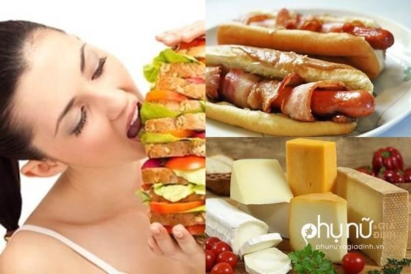 Những dấu hiệu bất thường cảnh báo bạn đang ăn quá nhiều chất béo, cần thay đổi ngay - Ảnh 1