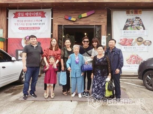 Bận 'tối mắt' nhưng Trấn Thành vẫn dành thời gian thăm họ hàng vợ ở Hàn Quốc - Ảnh 6