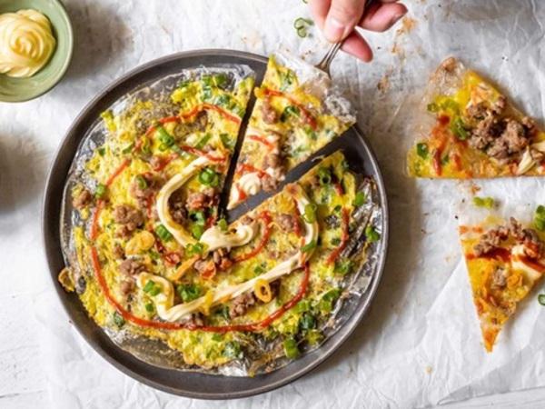 Không cần đến Đà Lạt vẫn có thể tự làm món bánh tráng nướng nổi tiếng tại nhà