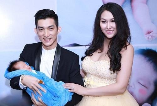 Phi Thanh Vân và Bảo Duy khi còn hạnh phúc