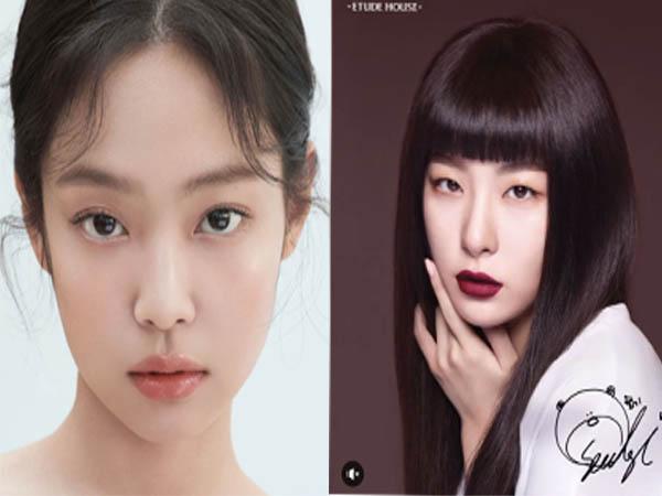 Top 5 nữ thần Kpop có đôi môi đẹp nũng nịu, Blackpink có tận 2 thành viên