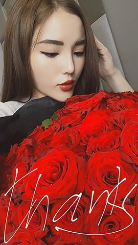 Gương mặt hoa hậu Kỳ Duyên không sắc nhọn như những ảnh 'tự sướng' - Ảnh 1