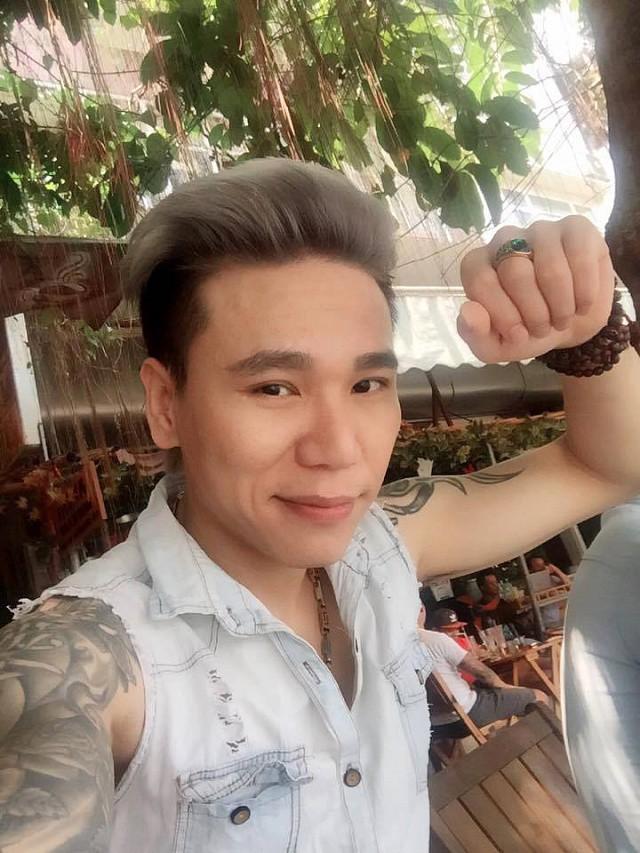 Châu Việt Cường từng thẩm mỹ khuôn mặt trước khi bị tạm giữ, điều tra - Ảnh 1