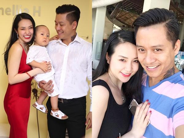 Lần đầu chia sẻ về cuộc sống hôn nhân, bà xã Tuấn Hưng tự tin: 'Tôi thấy mình may mắn vì có người chồng tâm lý'
