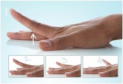 Bí kíp cho dân văn phòng: Bài tập giảm đau khớp ngón tay trong tích tắc - Ảnh 2