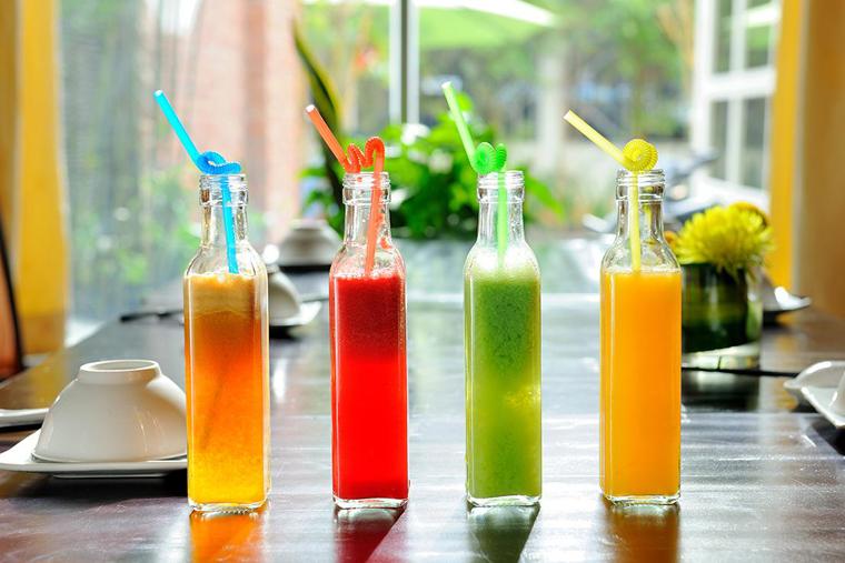 Để chống chọi với nắng nóng cực điểm, hãy dùng ngay các loại nước ép trái cây giải nhiệt này - Ảnh 1