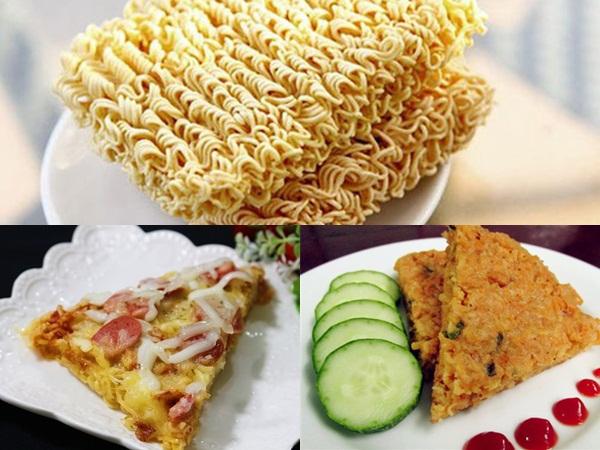 Chế biến mì gói theo cách này, đảm bảo bạn sẽ có ngay món ăn siêu ngon, ai cũng thích mê