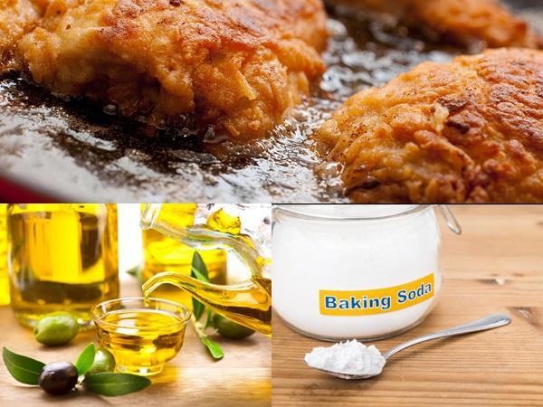 Muốn thoải mái ăn đồ dầu mỡ không sợ độc hại, áp dụng ngay cách chiên rán đơn giản này