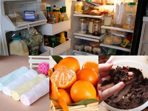 Cách khử mùi hôi trong tủ lạnh nhanh chóng để món ăn ngày Tết luôn thơm ngon