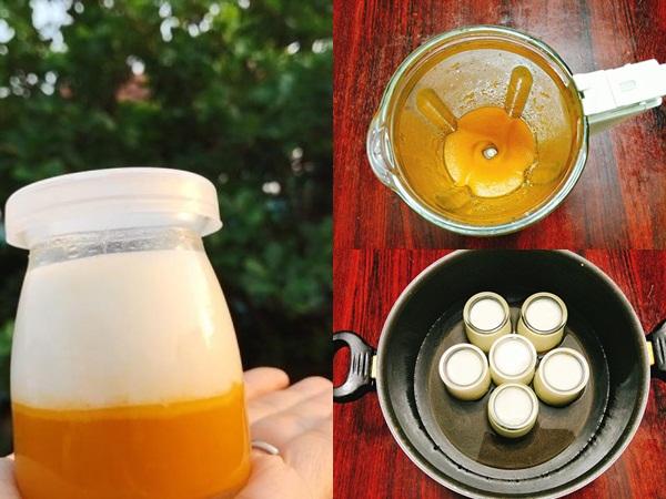 Cách làm sữa chua bí đỏ đơn giản nhưng hương vị độc đáo, bổ dưỡng đến không ngờ