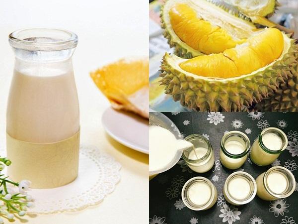 Bỏ túi cách làm sữa chua sầu riêng đơn giản, đảm bảo ai ăn cũng mê mẩn
