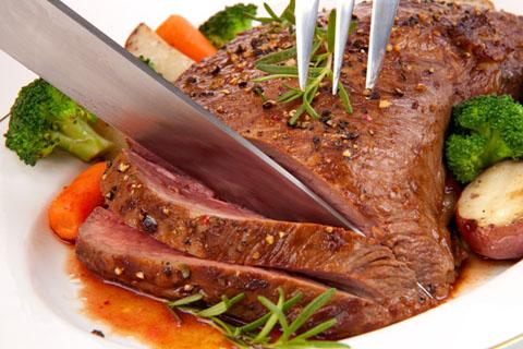 Muốn món ăn ngon như nhà hàng 5 sao, chị em nên học ngay cách làm thịt bò nhanh mềm này - Ảnh 1