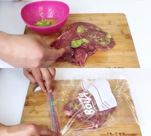 Muốn món ăn ngon như nhà hàng 5 sao, chị em nên học ngay cách làm thịt bò nhanh mềm này - Ảnh 3