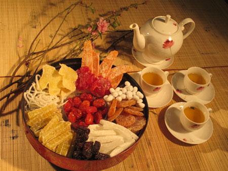 Bật mí cách pha trà ngon cho ngày Tết thêm ấm áp và dồi dào sức khỏe - Ảnh 1