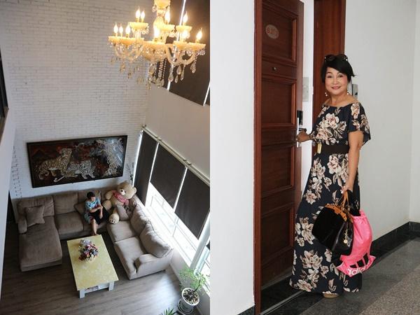 Cuộc sống giàu sang đến khó tin của nghệ sĩ Hải Lý - vợ đầu danh hài Duy Phương