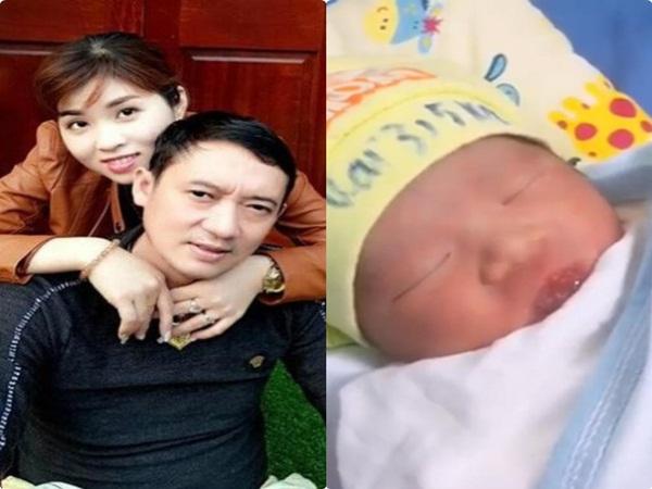 Danh hài Chiến Thắng khoe clip con trai mới sinh, gọi con là 'tài sản vô giá'