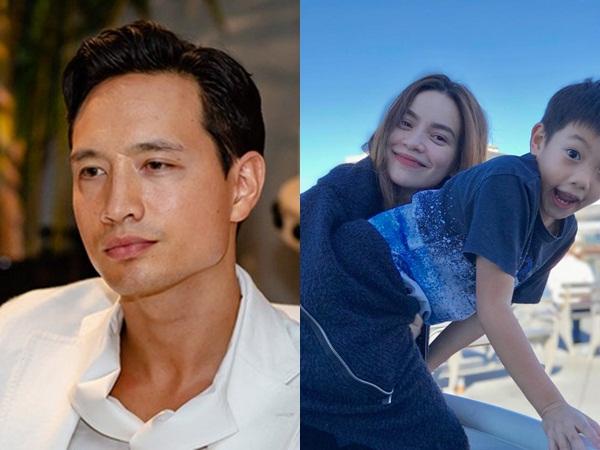 Kim Lý không đi chung, Hà Hồ đăng ảnh cùng con trai và tuyên bố 'chỉ cần thế thôi'