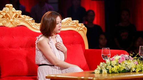 Hoa hậu Thu Hoài tiết lộ con trai không thích phụ nữ - Ảnh 1