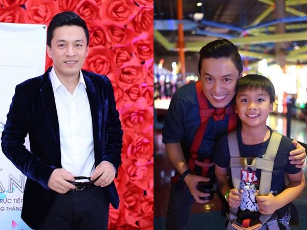 Lam Trường úp mở tiết lộ con trai riêng vẫn không hề biết bố đã có con với vợ mới