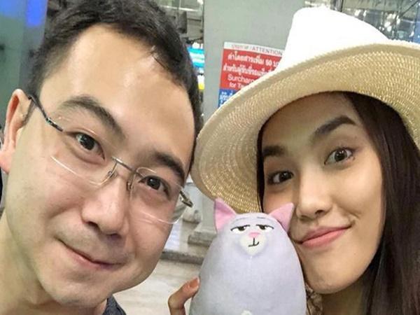 Giữa ồn ào chuyện cưới xin, bạn trai đại gia của Lan Khuê bất ngờ có hành động lãng mạn