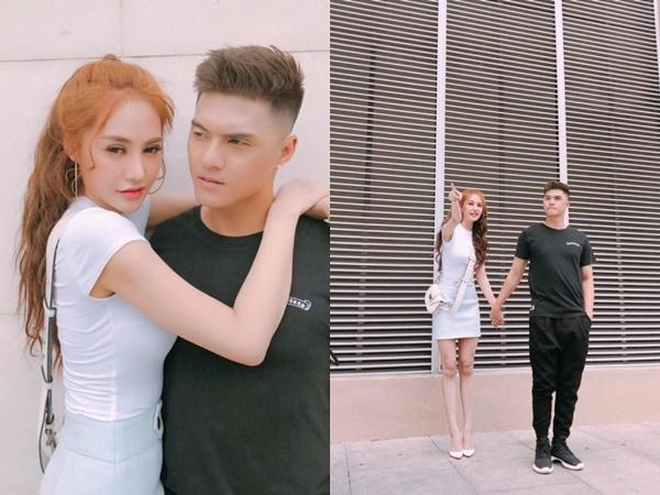 Linh Chi khoe đã có quà Valentine, đáp trả anti-fan sau khi mỉa mai Lý Phương Châu