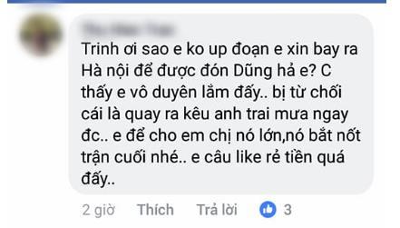 Khi U23 Việt Nam nổi như cồn, cụm từ 'cô gái showbiz' cũng hot không tưởng - Ảnh 3