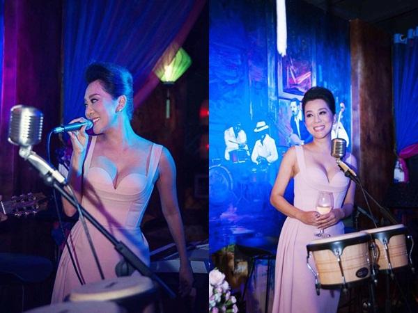 Không còn là nữ MC xinh đẹp, Nguyễn Cao Kỳ Duyên thực hiện giấc mộng làm ca sĩ
