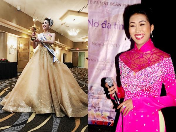 Phi Thanh Vân - từ 'Cô gái xấu xí' đến hoa hậu Doanh nhân Thế giới người Việt 2017: Giật hết cả mình nhìn lại hành trình 'vịt hóa thiên nga'