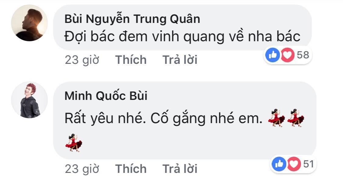 Ngọc Trinh khen hết lời, Thanh Duy sang Thái cổ vũ Hương Giang Idol - Ảnh 1