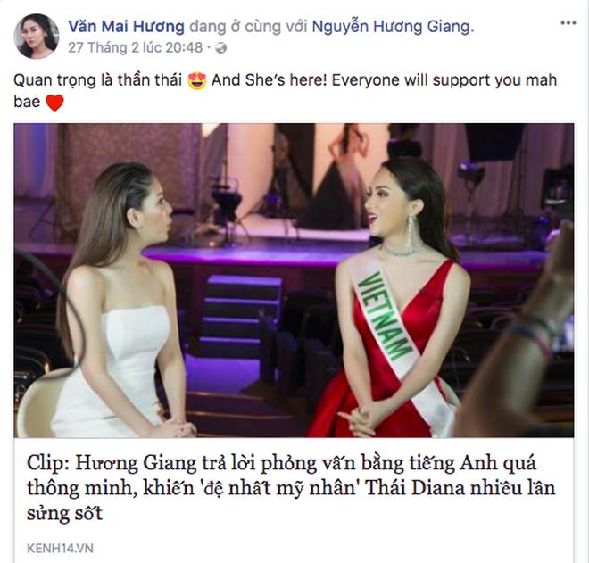 Ngọc Trinh khen hết lời, Thanh Duy sang Thái cổ vũ Hương Giang Idol - Ảnh 5
