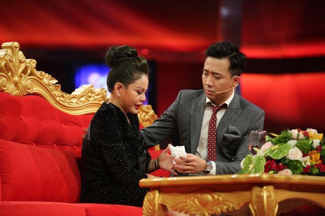 Talk show Lê Giang kể chuyện bị Duy Phương bạo hành đã bị xóa - Ảnh 1