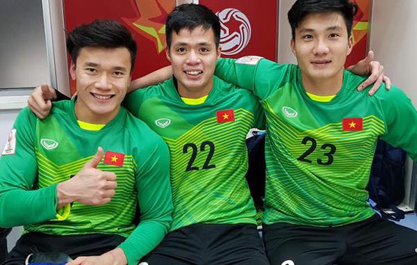 U23 Việt Nam còn có một thủ môn đẹp trai, cao ráo hơn cả Bùi Tiến Dũng - Ảnh 5