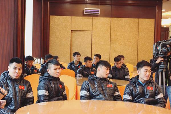 U23 Việt Nam còn có một thủ môn đẹp trai, cao ráo hơn cả Bùi Tiến Dũng - Ảnh 6