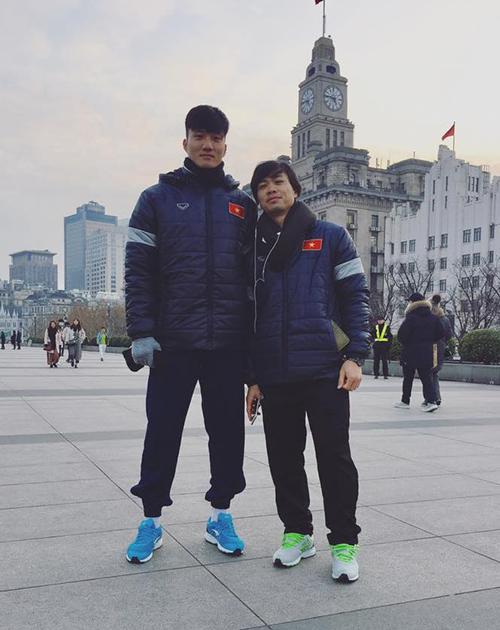 U23 Việt Nam còn có một thủ môn đẹp trai, cao ráo hơn cả Bùi Tiến Dũng - Ảnh 7