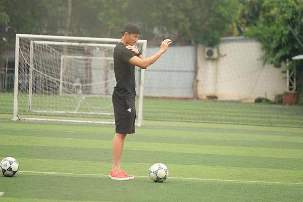 U23 Việt Nam còn có một thủ môn đẹp trai, cao ráo hơn cả Bùi Tiến Dũng - Ảnh 9